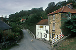 The Village Pub. Birch Hall Inn. Beck Hole, Yorkshire, England.