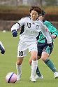 Aya Miyama (Belle), December 17, 2011 - Football / Soccer : The 33th All Japan Women's Football Championship Third Round, match between Tokiwagi Gakuen High School 1-3 Okayama Yunago Belle at Mimasaka Rugby Football ground, Okayama, Japan. (Photo by Akihiro Sugimoto/AFLO SPORT) [1080]