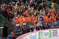 SPEED SKATING: HAMAR: Vikingskipet, 04-03-2017, ISU World Championship Allround, Kleintje Pils, ©photo Martin de Jong