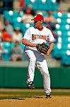 8 March 2006: Jim Crowell, pitcher for the Washington Nationals, on the mound during a Spring Training game against the St. Louis Cardinals. The Cardinals defeated the Nationals 7-4 in 10 innings at Space Coast Stadium, in Viera, Florida...Mandatory Photo Credit: Ed Wolfstein.