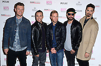 FEB 25 UK Premiere of 'Backstreet Boys: Show 'Em What You're Made Of'