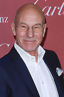 PALM SPRINGS, CA, USA - JANUARY 03: Patrick Stewart arrives at the 26th Annual Palm Springs International Film Festival Awards Gala Presented By Cartier held at the Palm Springs Convention Center on January 3, 2015 in Palm Springs, California, United States. (Photo by David Acosta/Celebrity Monitor)