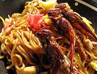 Japan Insect Eating - World Food Shortage