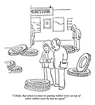 """""""I think, that when it comes to putting rubber tyres on top of other rubber tyres he has no equal."""""""