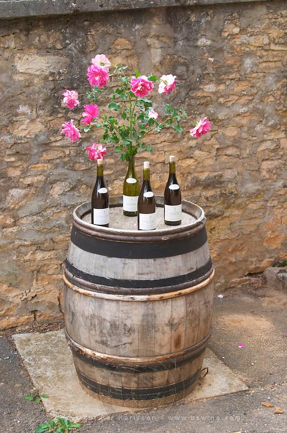 Winery shop. Domaine Comte Senard. Aloxe-Corton, Cote de Beaune, d'Or, Burgundy, France