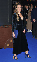 Jacqui Ainsley at the &quot;Fantastic Beasts and Where to Find Them&quot; European film premiere, Odeon Leicester Square cinema, Leicester Square, London, England, UK, on Tuesday 15 November 2016. <br /> CAP/CAN<br /> &copy;CAN/Capital Pictures /MediaPunch ***NORTH AND SOUTH AMERICAS ONLY***