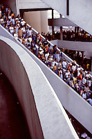 Fans at The Grateful Dead Concert at Giants Stadium on September 2, 1978