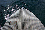 View Of Floating Foot Bridge Section Connecting Punda & Otrobanda