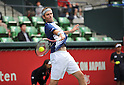 Mardy Fish (USA), October 3, 2011 - Tennis : Men's Singles at Rakuten Japan Open Tennis Championships in Tokyo, Japan. (Photo by Atsushi Tomura/AFLO SPORT) [1035]