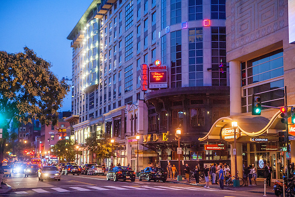 The ultimate urban retail destination in the heart of Washington, DC's Chinatown.