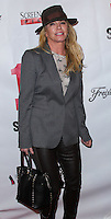 """HOLLYWOOD, LOS ANGELES, CA, USA - APRIL 01: Shannon Tweed at the Los Angeles Premiere Of Screen Media Films' """"10 Rules For Sleeping Around"""" held at the Egyptian Theatre on April 1, 2014 in Hollywood, Los Angeles, California, United States. (Photo by Xavier Collin/Celebrity Monitor)"""