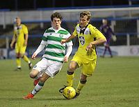 Celtic v St Mirren Development League 070316