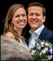 Tom and Hannah's Wedding 17122016