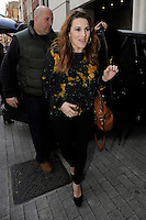 MAR 06 Sam Bailey at BBC Radio 1