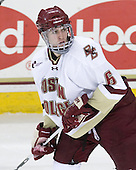 Patrick Wey (BC - 6) - The Boston College Eagles defeated the visiting University of Vermont Catamounts 6-0 on Sunday, November 28, 2010, at Conte Forum in Chestnut Hill, Massachusetts.