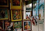 Street scene, Matancherry, Kerala
