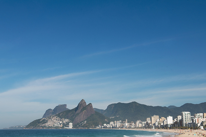 RIO DE JANEIRO - 4/9/2016:  Ipanema Beach at the Rio 2016 Paralympic Games. (Photo by Matthew Murnaghan/Canadian Paralympic Committee