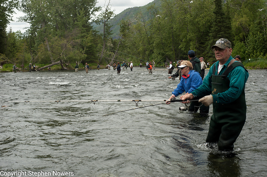 Alaska russian river stephen nowers for Russian river fishing