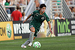 19 August 2009: Sara Walsh (21) of Saint Louis Athletica.  Saint Louis Athletica was defeated by the visiting Sky Blue FC 0-1 in the post season Super Semifinal Women's Professional  Soccer game at Anheuser-Busch Soccer Park, in Fenton, MO.
