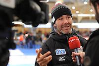 SCHAATSEN: BERLIJN: Sportforum Berlin, 06-03-2016, ISU WK Allround, Jan van Veen, ©foto Martin de Jong