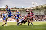 Warrington v Leigh - 27 June 2015