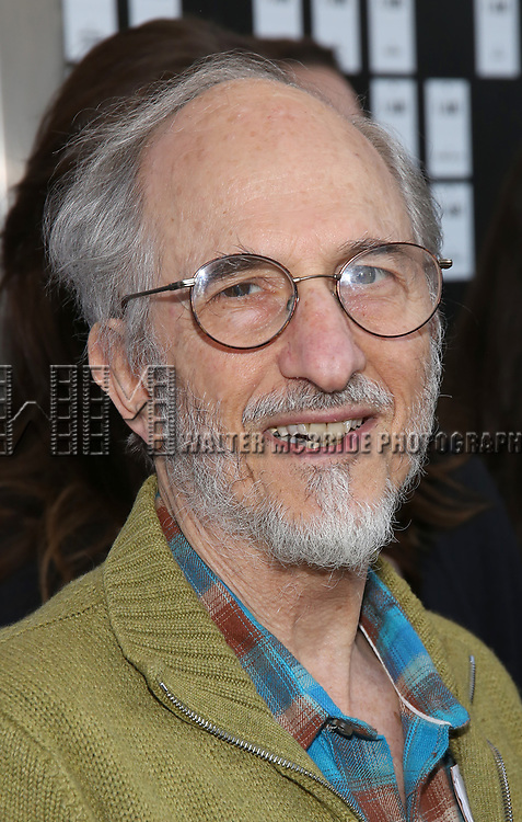 Jules Fisher attends the Opening Night 'In & Of Itself' at the Daryl Roth Theatre on April 12, 2017 in New York City