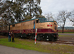 California: Napa City, Napa Valley Wine Train. Photo copyright Lee Foster.  Photo # canapa107458