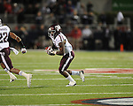 Texas A&amp;M's Tony Hurd Jr. intercepts a pass in the final minutes to seal the win against Ole Miss at Vaught-Hemingway Stadium in Oxford, Miss. on Saturday, October 6, 2012. Texas A&amp;M rallied from a 27-17 4th quarter deficit to win 30-27.