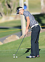 Ryo Ishikawa (JPN),.JANUARY 17, 2013 - Golf :.Ryo Ishikawa of Japan during a practice session before the first round of the Humana Challenge at PGA West in La Quinta, California, United States. (Photo by AFLO)