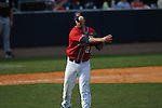 Ole Miss' Trent Rothlin (21) vs. Wright State at Oxford University Stadium in Oxford, Miss. on Sunday, February 20, 2011. Ole Miss won 6-5 to improve to 3-0 on the season.