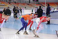 Sochi Adler Arena training mrt.2013 RUS