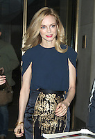APR 17 Heather Graham at NBC's Today Show