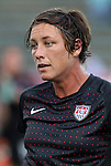 18 May 2011: Abby Wambach (USA). The United States Women's National Team defeated the Japan Women's National Team 2-0 at WakeMed Stadium in Cary, North Carolina as part of preparations for the 2011 Women's World Cup.