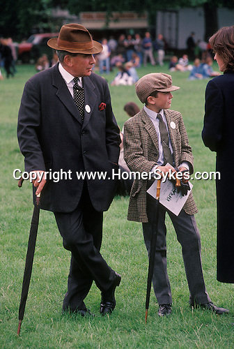 "Like father like son ""Countryside Alliance"" Demonstration ""Hyde Park"" London England"