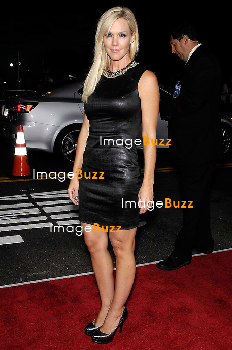 Jennie Garth during the premiere of the new movie from Open Road Films END OF WATCH, held at the Regal Cinema's L.A. Live, on September 17, 2012, in Los Angeles..