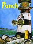 Punch cover 27 Februrary 1963
