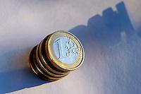 Still-life euro. Still-life euro money.....