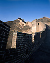 AA01231-02...CHINA - The Great Wall near Badaling.