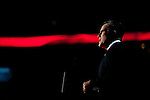 Republican presidential candidate Mitt Romney speaks on the final night of Republican National Convention in Tampa, Florida, August 30, 2012.