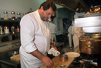 Gianfranco Vissani. Chef..