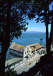 Chapel and Guardhouse on Alcatraz Island