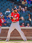 20 April 2013: Washington Nationals outfielder Jayson Werth in action against the New York Mets at Citi Field in Flushing, NY. The Nationals rallied to defeat the Mets 7-6 and tie their 3-game series at one a piece. Mandatory Credit: Ed Wolfstein Photo *** RAW (NEF) Image File Available ***