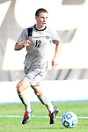 09 December 2012: Georgetown's Keegan Rosenberry. The Georgetown University Hoyas played the Indiana University Hoosiers at Regions Park Stadium in Hoover, Alabama in the 2012 NCAA Division I Men's Soccer College Cup Final. Indiana won the game 1-0.