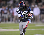 Ole Miss wide receiver Ja-Mes Logan (85) vs. Vanderbilt at Vaught-Hemingway Stadium in Oxford, Miss. on Saturday, November 10, 2012.