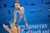 August 29, 2013 - Kiev, Ukraine - ALEXANDRA PISCUPESCU of Romania performs at 2013 World Championships.