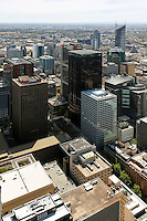 Aerial Views of Melbourne CBD..Image protected by copyright.  <br /> <br /> For larger JPEGs and TIFF Contact EFFECTIVE WORKING IMAGE via our contact page at : www.photography4business.com