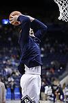 2016-2017 BYU Basketball vs Weber State