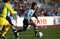 Junpei Kusukami (Frontale), MARCH 5, 2011 - Football : 2011 J.LEAGUE Division 1 between Kawasaki Frontale 2-0 Montedio Yamagata at Kawasaki Todoroki Stadium, Kanagawa, Japan. (Photo by YUTAKA/AFLO SPORT) [1040]