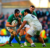 01.03.2015.  Dublin, Ireland. 6 Nations International Rubgy Championship. Ireland versus England.<br />