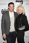 Hank Stampfl and Chloe Lowery attend The Exclusive After Party of the Real Housewives of New York Premiere Hosted by Dorinda Medley Held at VIP 557